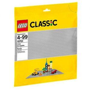 Base-de-Construcao-Cinzenta-LEGO-Claic-10701