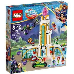 LEGO-DC-Super-Hero-Girls-41232-Escola-de-Super-Herois